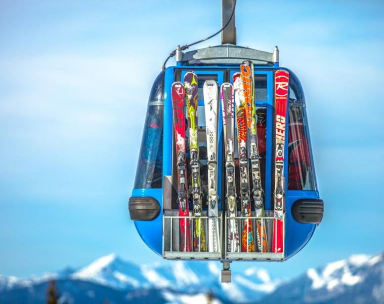 Ski Winter Equipment Kleidung 4