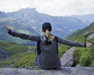 Via Alpina Pause
